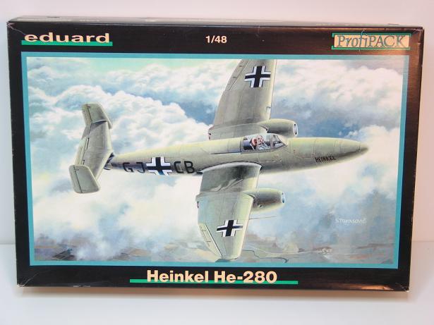 Heinkel 280 [Eduard Profipack réf. 8049] 4019566485_9a2a52d20c_o