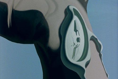 Destino - Salvador Dali - Relógio Derretido