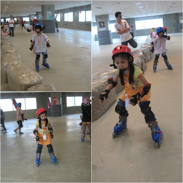 Rollerblade in line skate