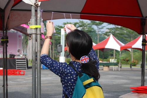 你拍攝的 2009101704.JPG。
