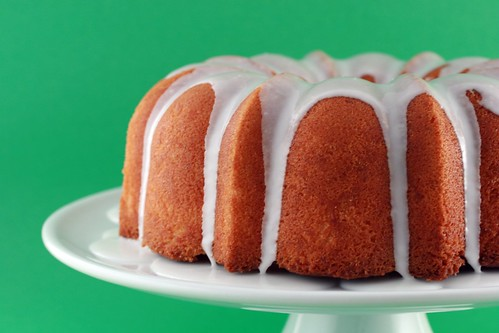 Coconut Bundt - I Like Big Bundts