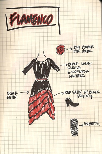 Flamenco Idea