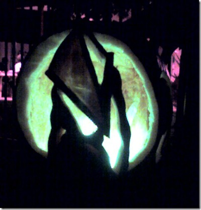 calabaza pyramid head