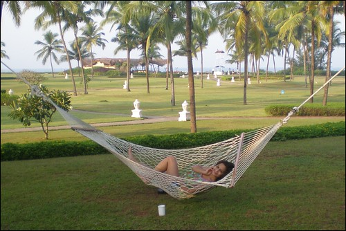 Goa - Hammock in the Morning
