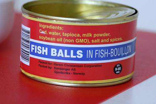 Fish Balls