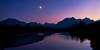 Glacier - Moonrise (Jesse Estes) Tags: moonrise glaciernationalpark 1635ii jesseestesphotography