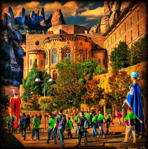 Un Domingo en Montserrat (8)