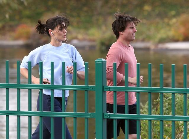 Tom Cruise e Katie Holmes by Tom Cruise e Katie Holmes