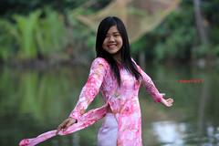 HuPi26 (panerai87) Tags: vietnam satin aodai