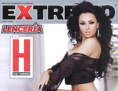 Wanders Lover en la Revista H Extremo Noviembre 2010