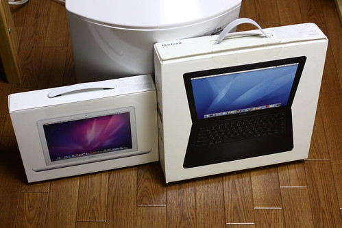 MacBook MC207J/A 箱