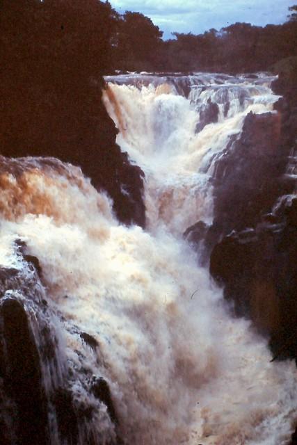 Guaíra Falls (Salto das Sete Quedas do Guaíra)
