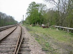 GCR junction, October 2007
