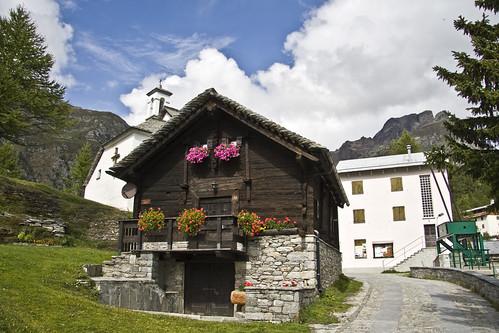 Alpe Devero, Baita