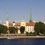 Riga:  Castle