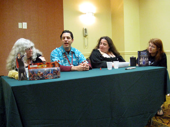 Dr. Who Panel (Click to enlarge)