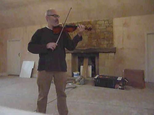 Durham Rangers on Fiddle