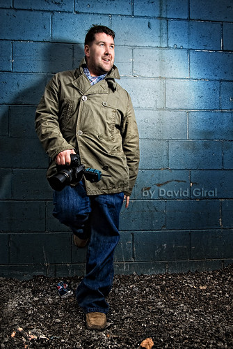 The cool Photographer | Adam from William Ainsley photography (Toronto GTA based)