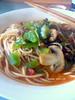 面条,Noodle (328) (11楼朝北) Tags: mushroom pepper chinesefood homemade noodle day328 中国菜 蘑菇 主食 面条 面 中餐 青椒 328365 汤面 随便做 简单吃 家里做