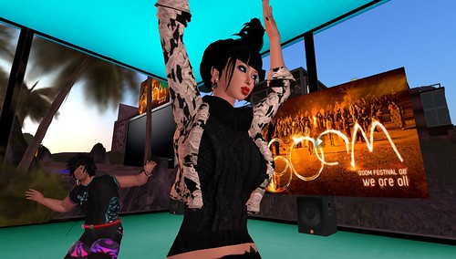 raftwet at boom festival party