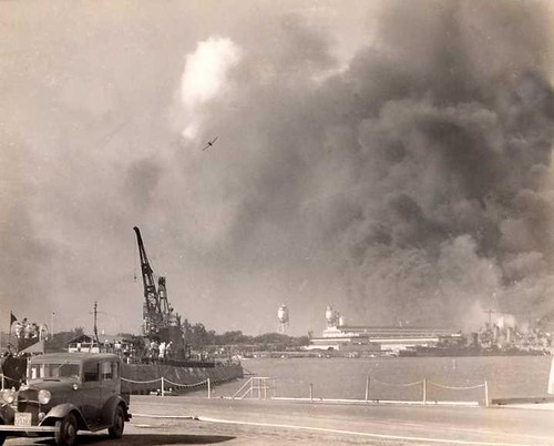 December 7th, 1941, Pearl Harbor Photos