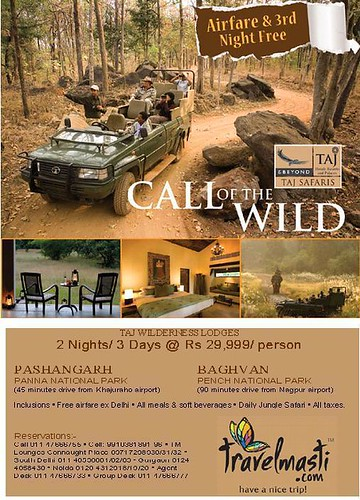 TAJ WILDERNESS LODGES