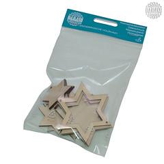 DAMASU Verpackung mit 10 Sternen