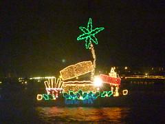 Marina del Rey Boat Parade 2009