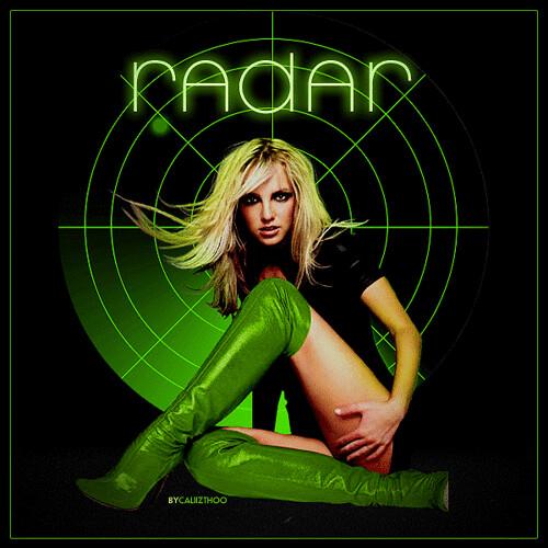 93 Britney - 3. RADAR (animado)