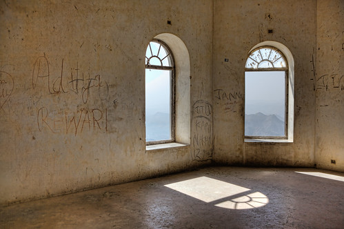 Inside the Monsoon Palace