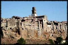Pitigliano (Enrico Rubboli) Tags: panorama toscana rocca maremma pitigliano