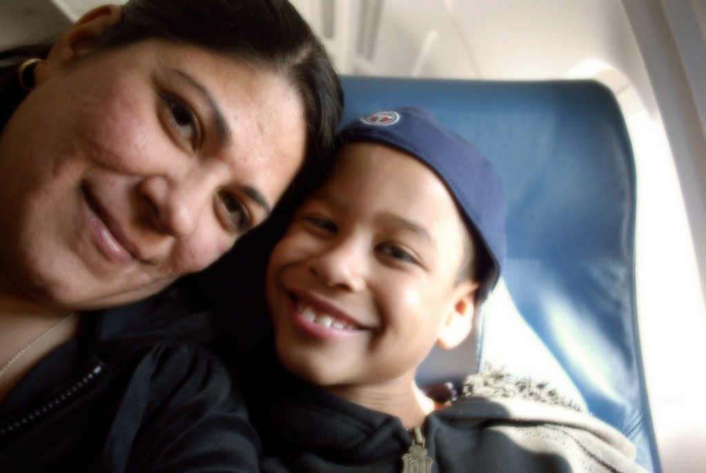 Me and Elijah