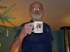My dad's mug