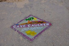 Belize 2009: Caye Caulker, Go Slow