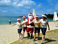 Santa's Entourage