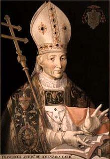 Cardenal Loenzana