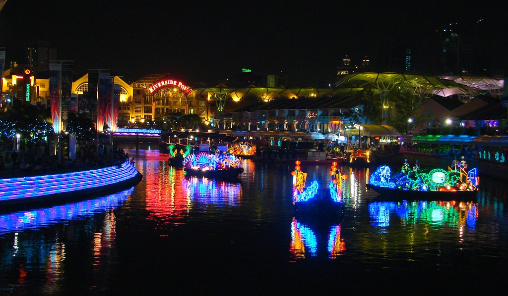 Singapore River Festival 2008
