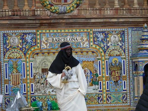 Barcelona a Sevilla