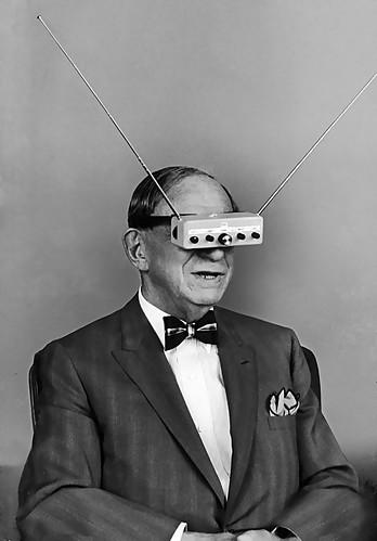 1963 ... television eyeglasses