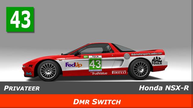 43 DMR SWITCH by WWR Aero