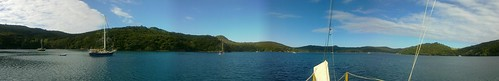 Guten Morgen Great Barrier Island