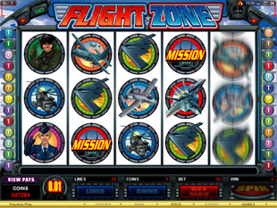 Flight Zone slot game online review