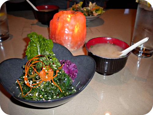 seaweed salad- my FAVE