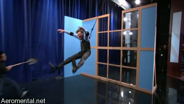 último Conan O'Brien The Tonight Show doble