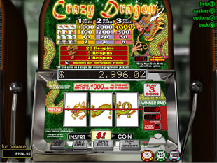 Crazy Dragon slot game online review