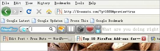 FireFox Add-ons for Twitter