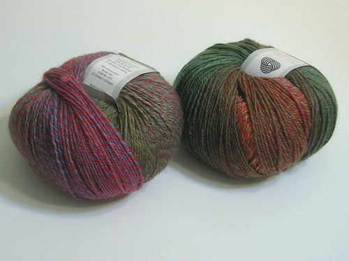 Backup yarn for TwitKAL
