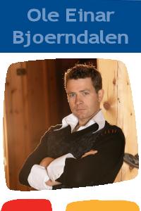Pictures of Ole Einar Bjoerndalen!