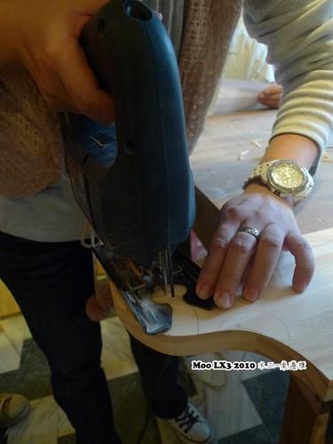 木工 床邊櫃-4