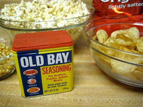 Add a little Old Bay